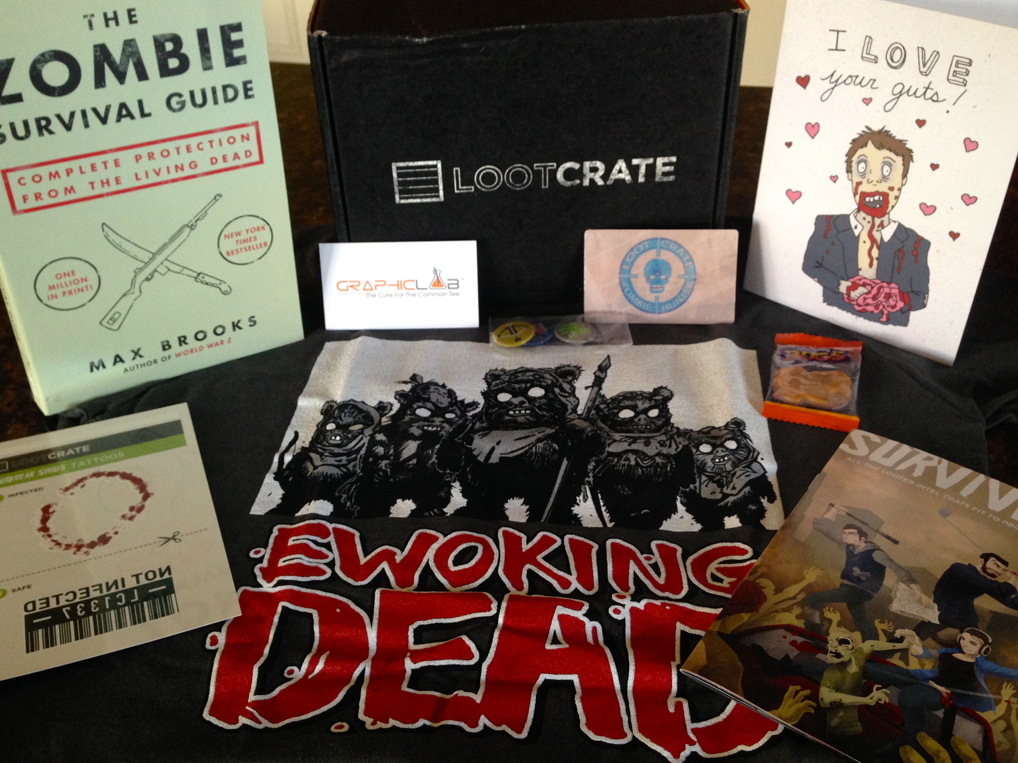 Loot Crate Survive