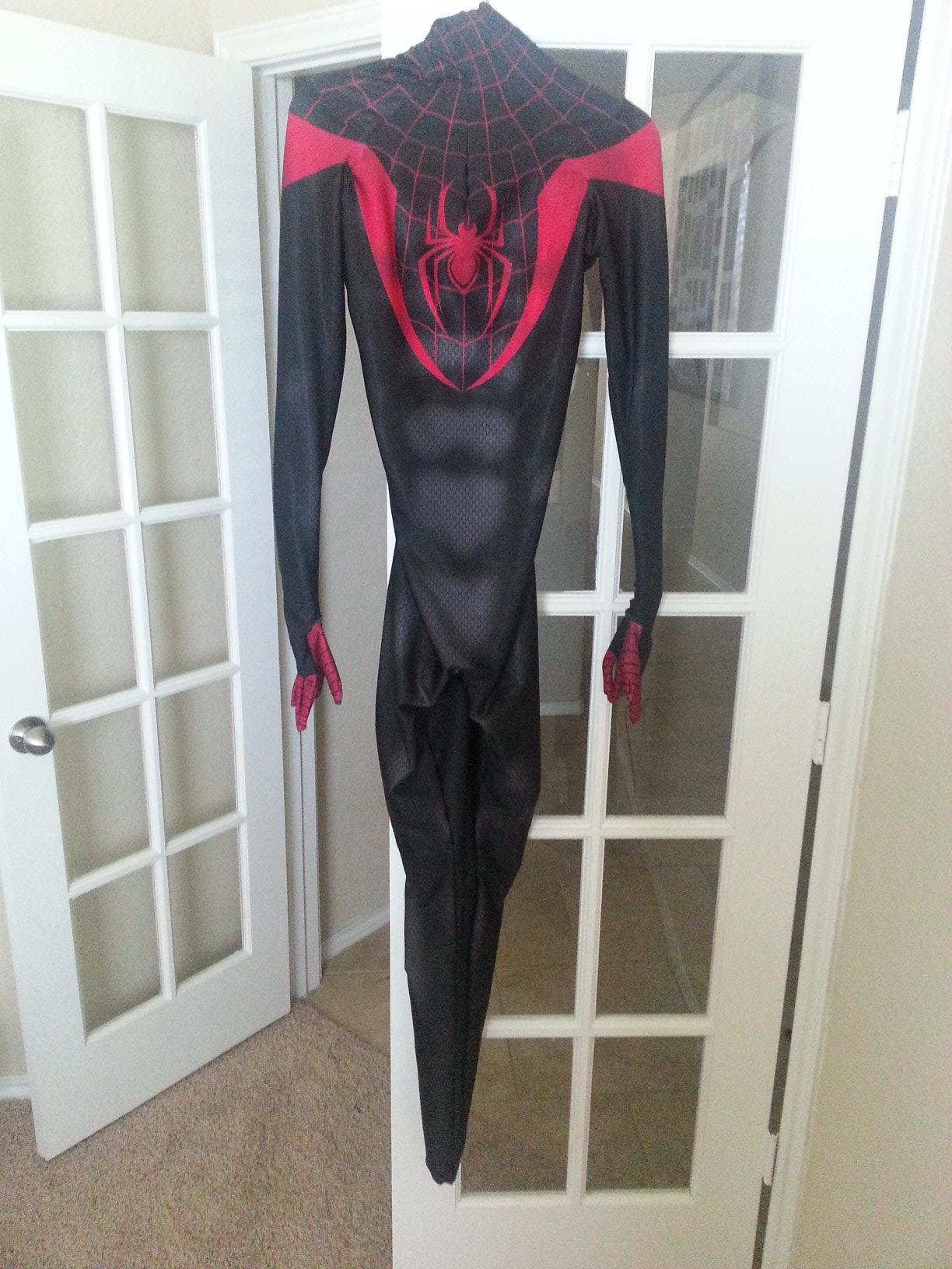 Miles Morales front 1