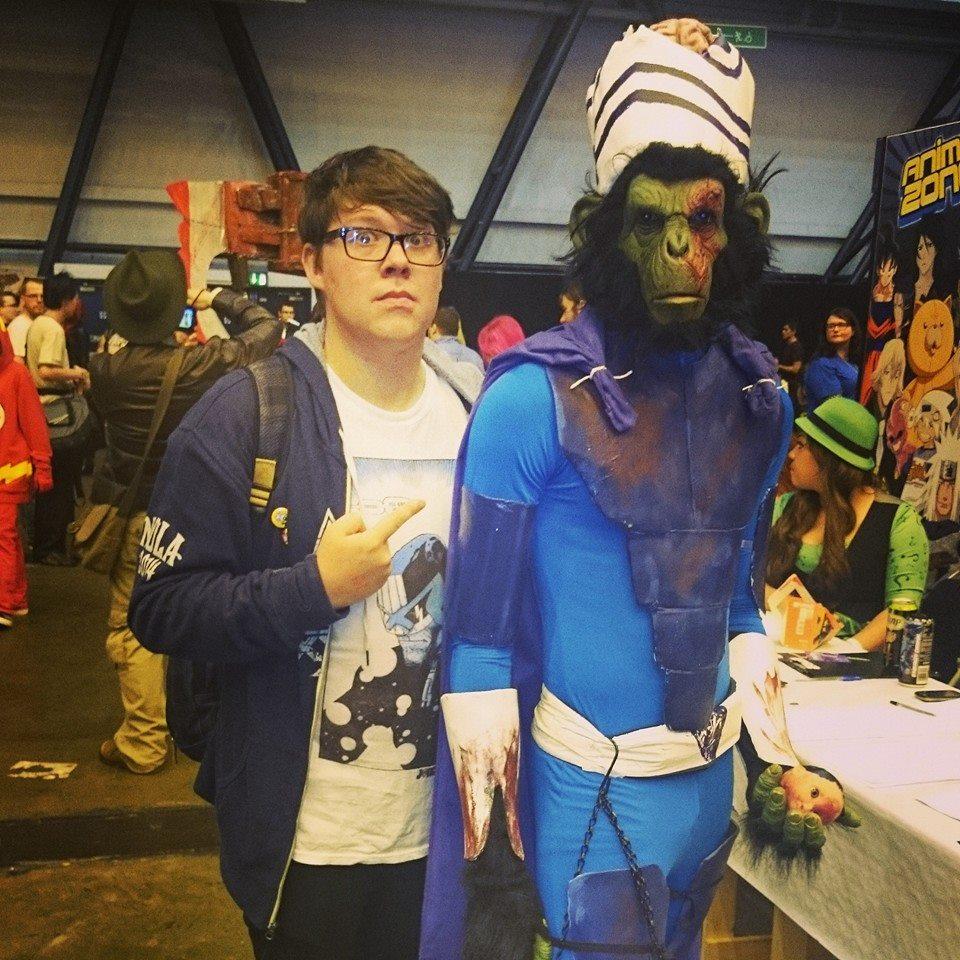 Mojo Jojo cosplay