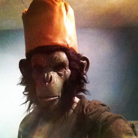 Mojo Jojo helmet 2
