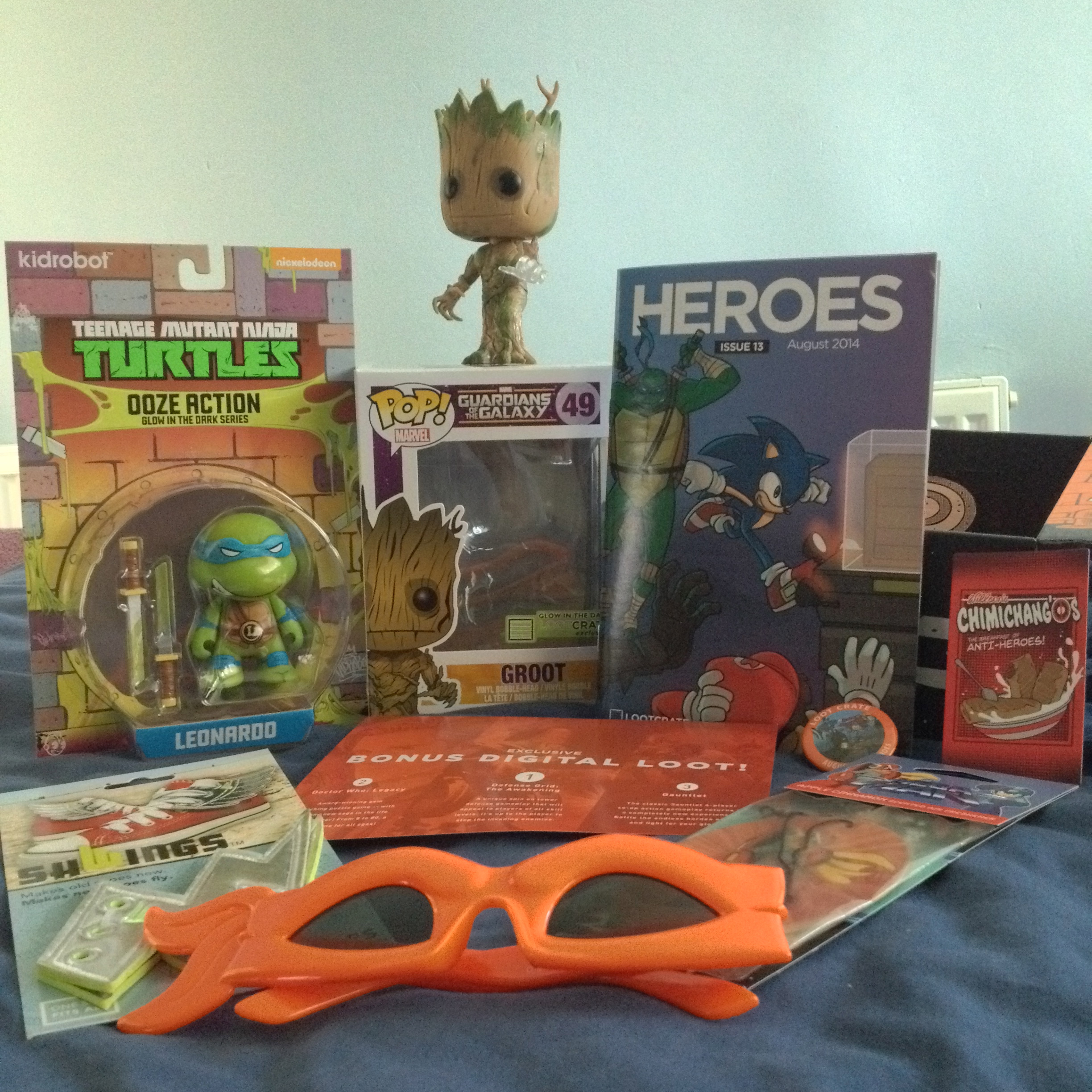 August Loot Crate