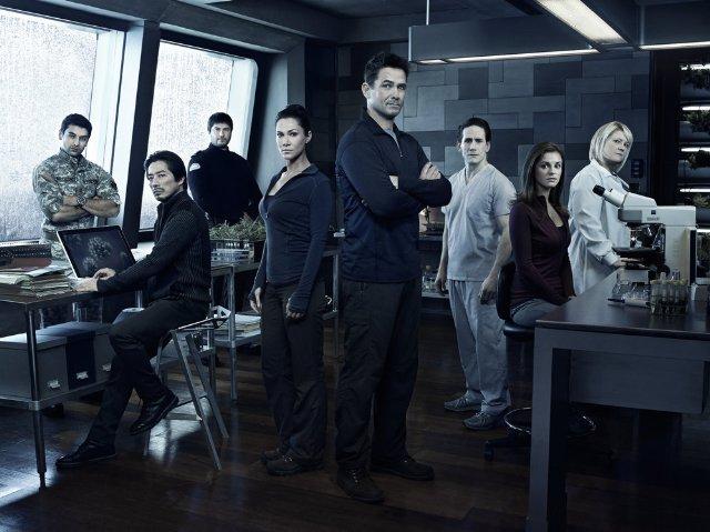 Main Cast