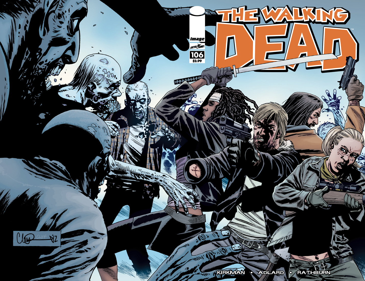 The Walking Dead: Show or Comic which is better?