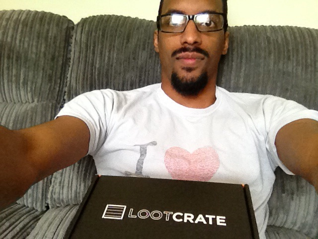 I Love Loot Crate