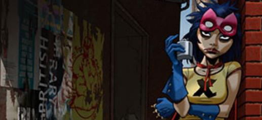 Comics Unmasked