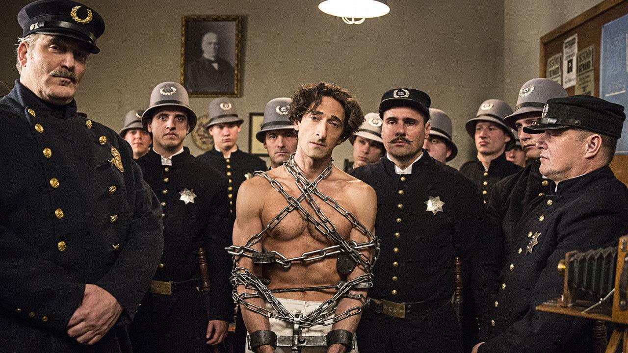 Houdini Adrien Brody