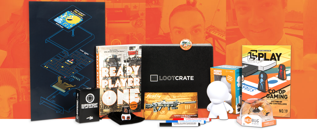 Loot Crate Play