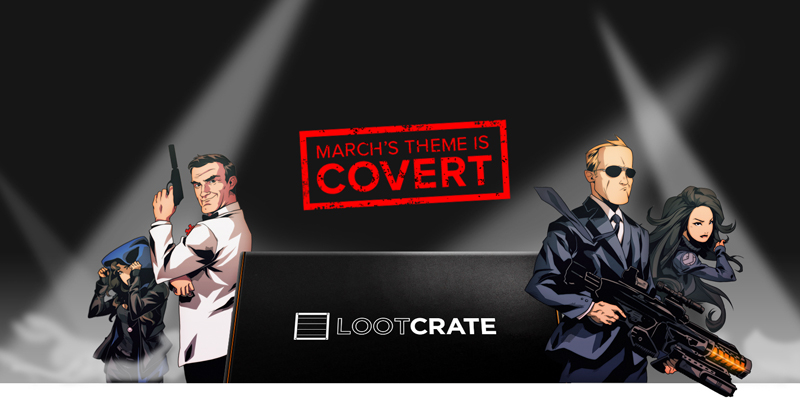 Loot Crate Covert