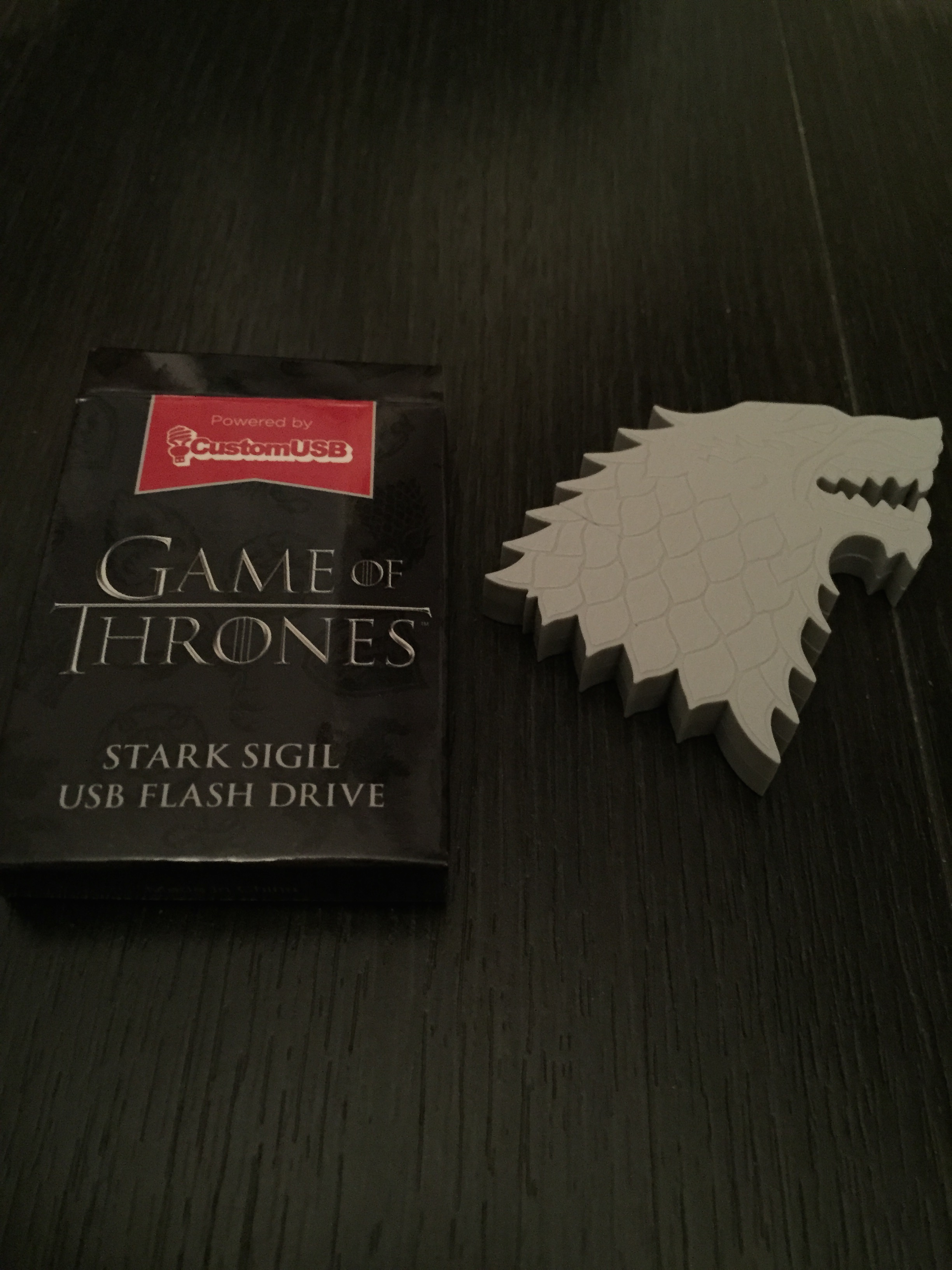 Game of Thrones USB