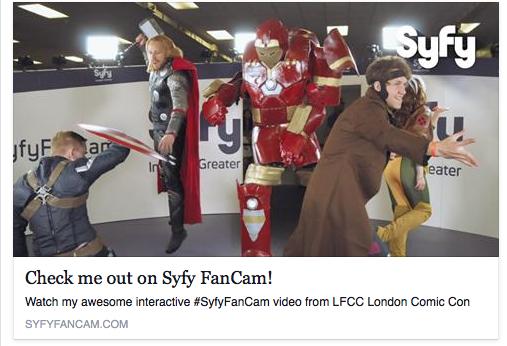 SyfyCam