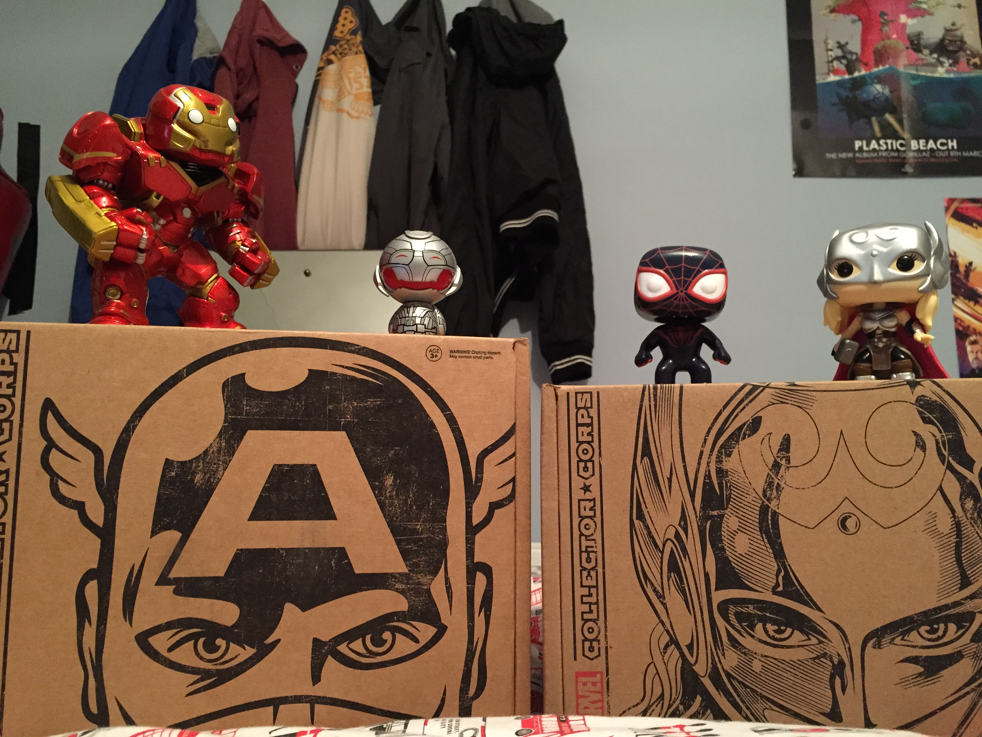 Collector Corps Funkos