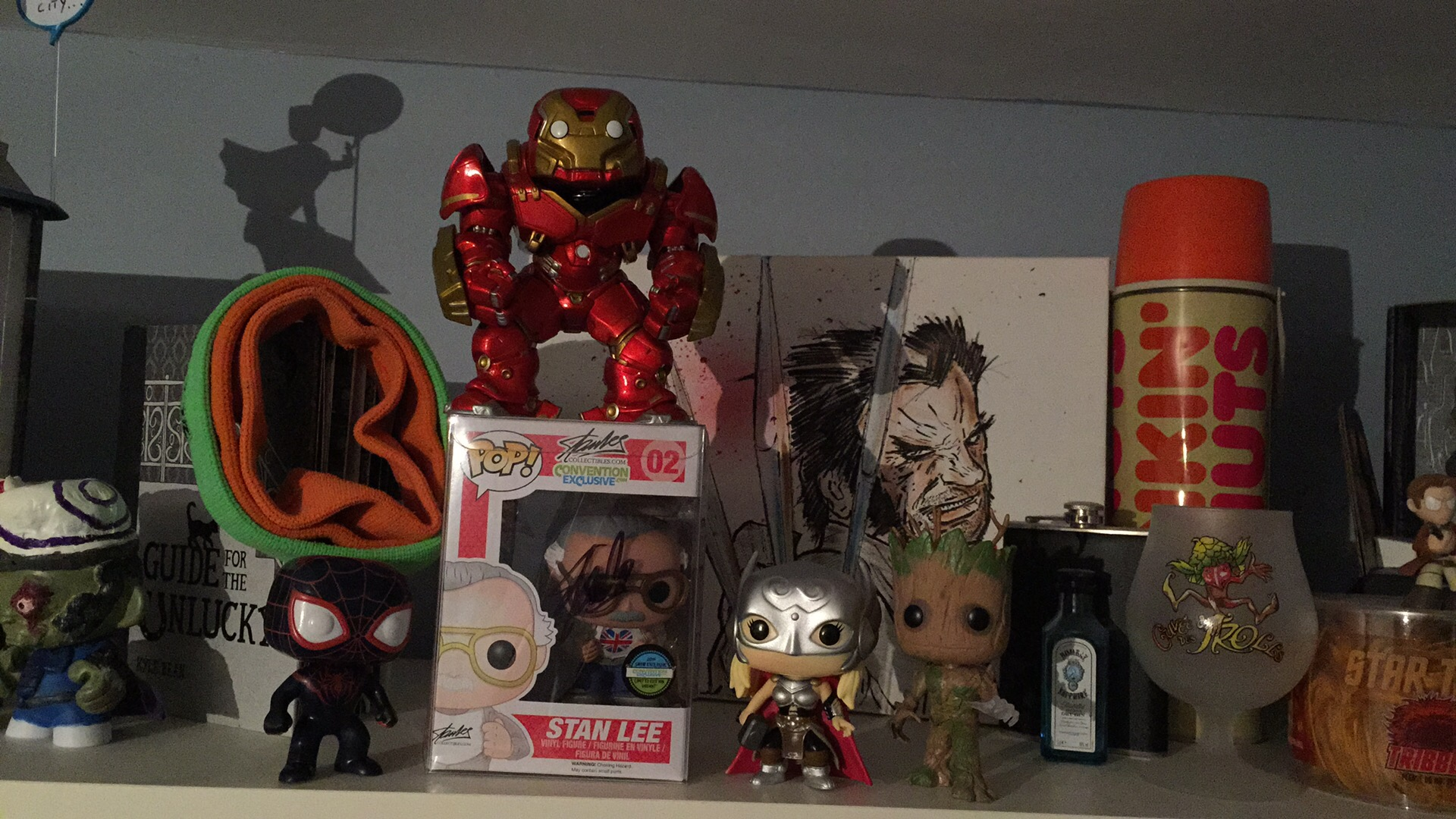 Collectors Corps Avengers