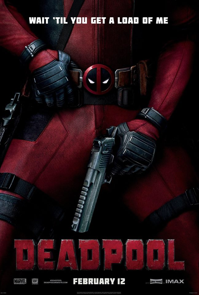 12 days of Deadpool day 1