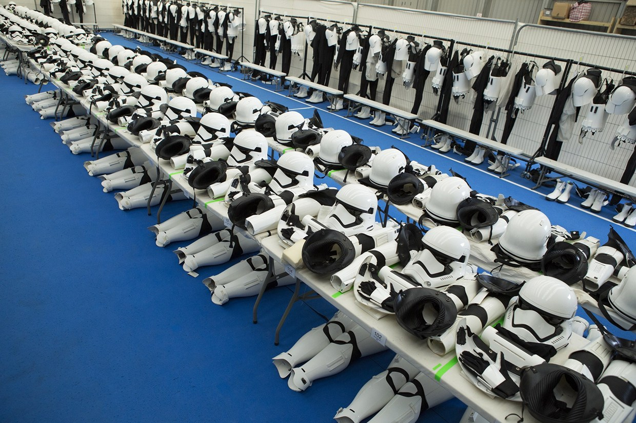 Stormtroopers costumes