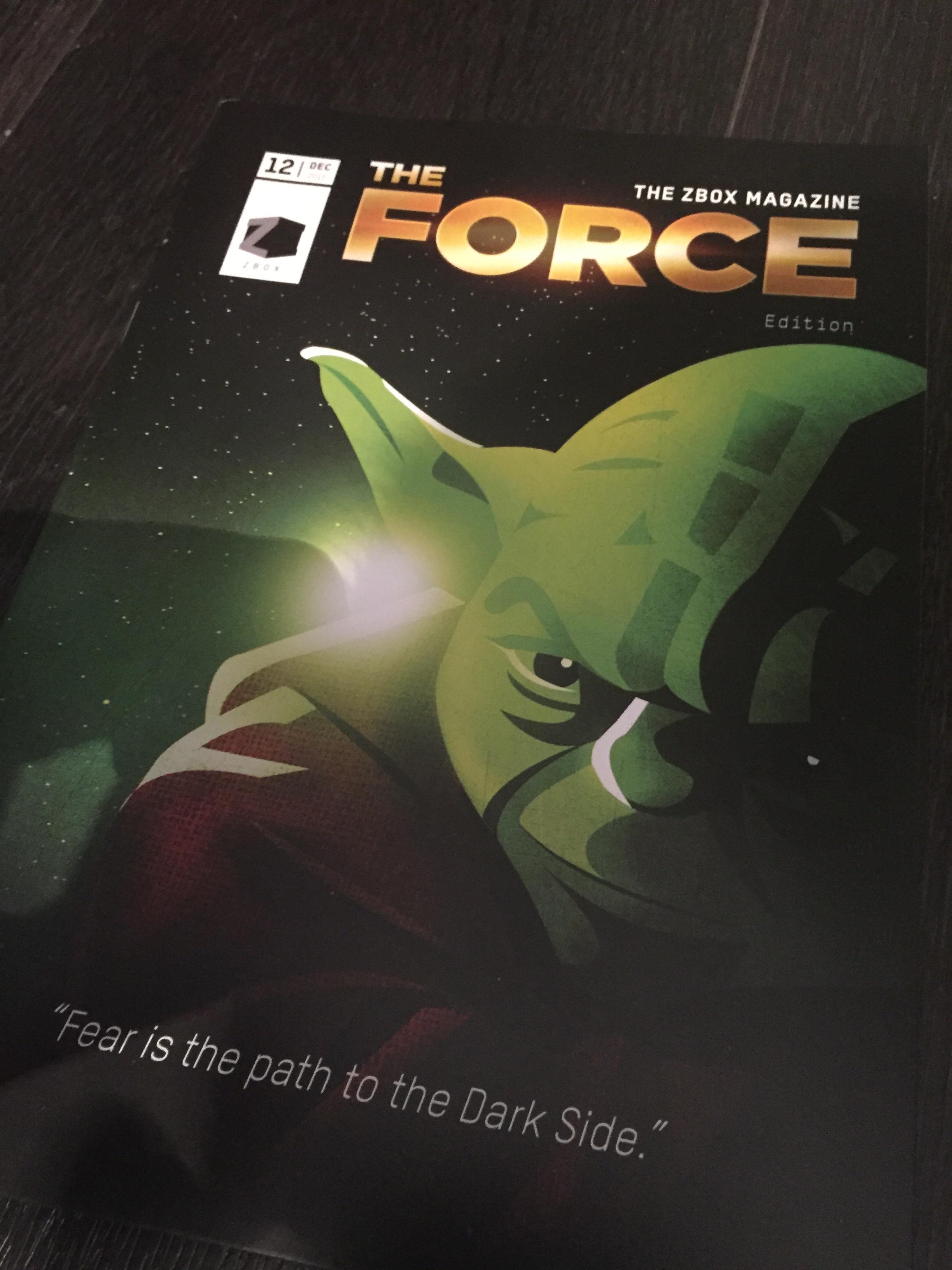ZBOX magazine 1