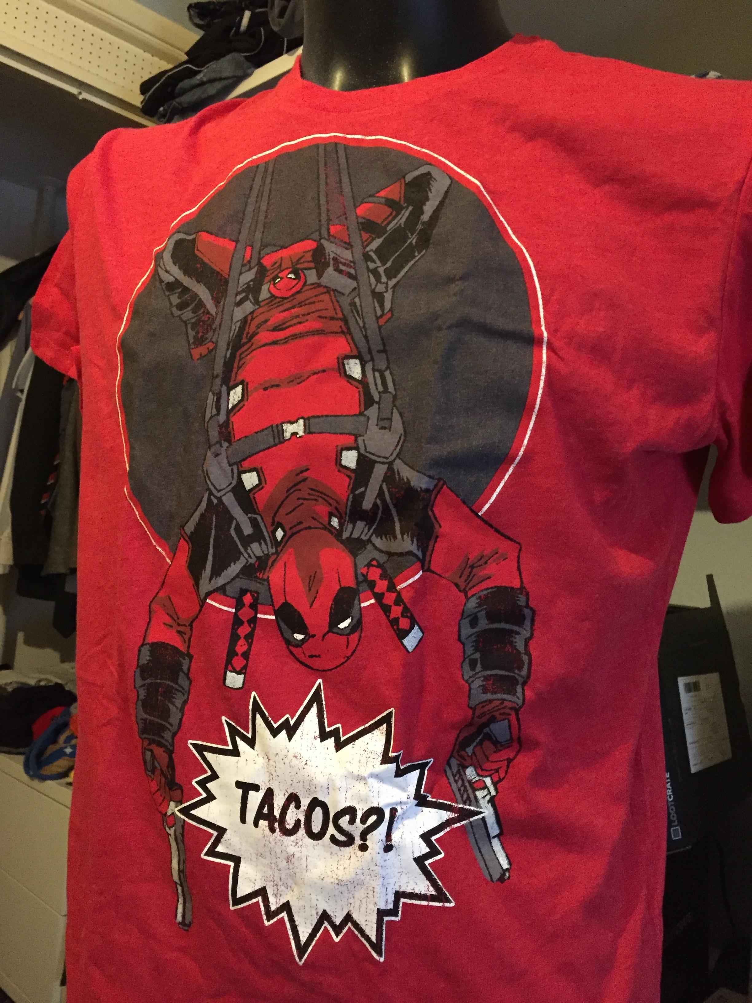 Tacos t shirt