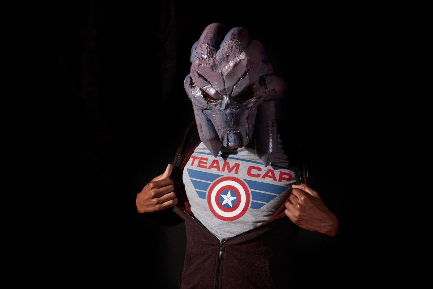 Hive cosplay