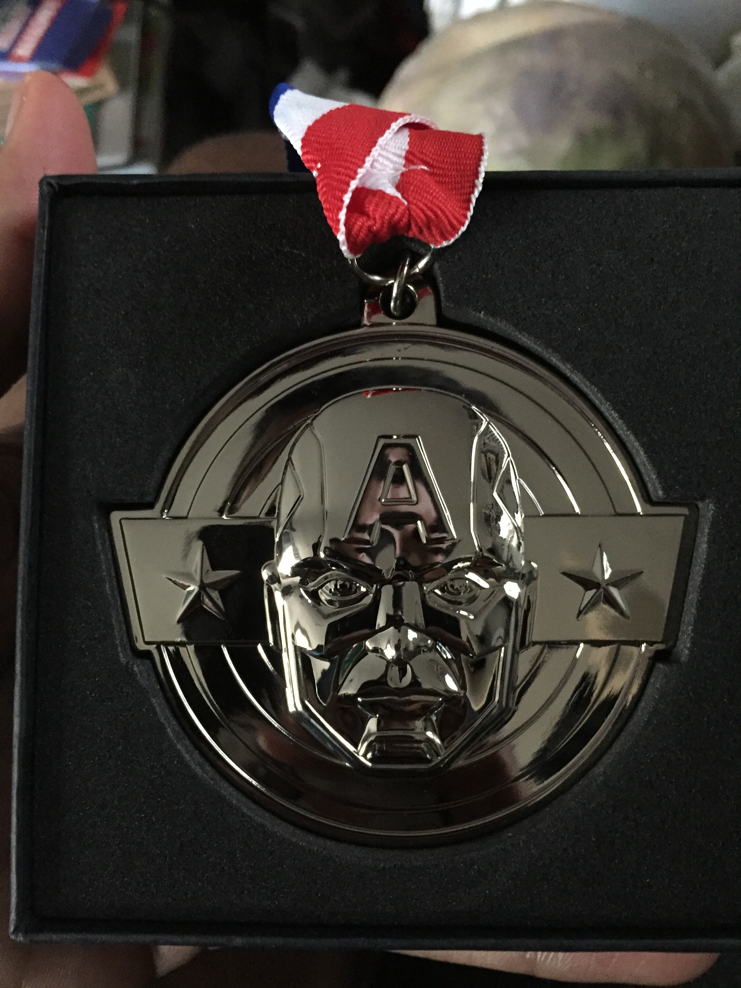 Marvel Collector Corps Medal