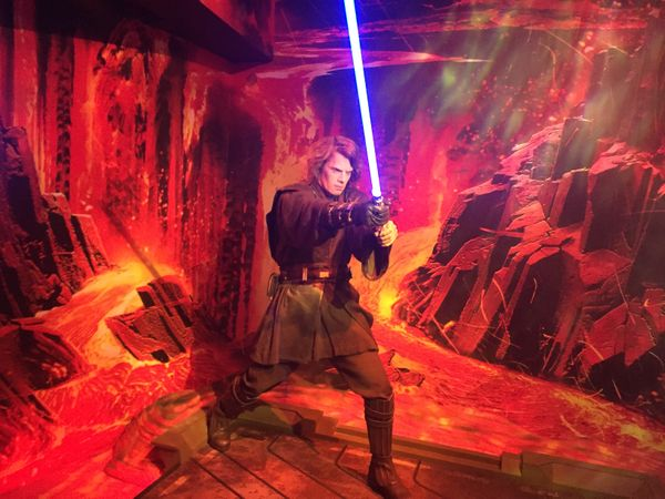 Star Wars comes to Madame Tussauds