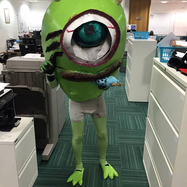 Reception of Mike Wazowski