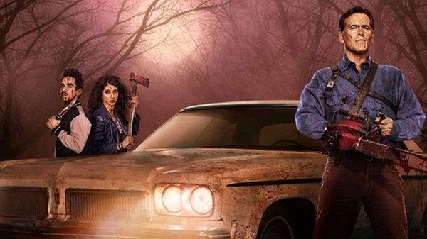 Ash vs Evil Dead first thoughts