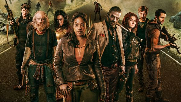 Z Nation: Under rated zombie show