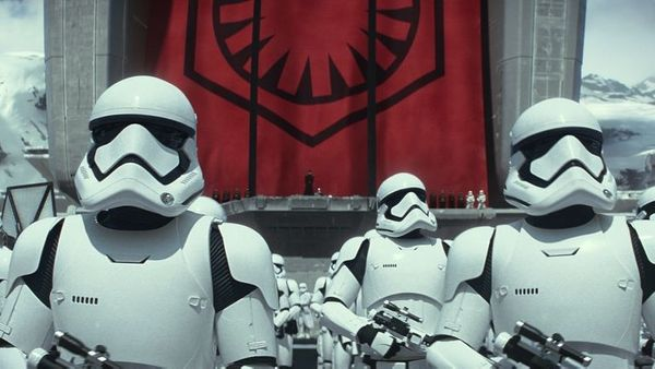 Star Wars TFA - How the Stormtroopers stole the show