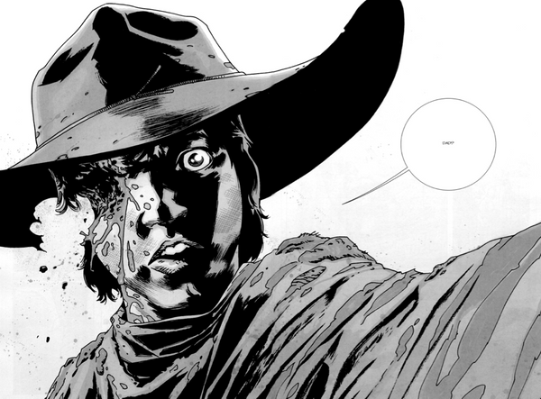 TWD living up to the brutality of the comics
